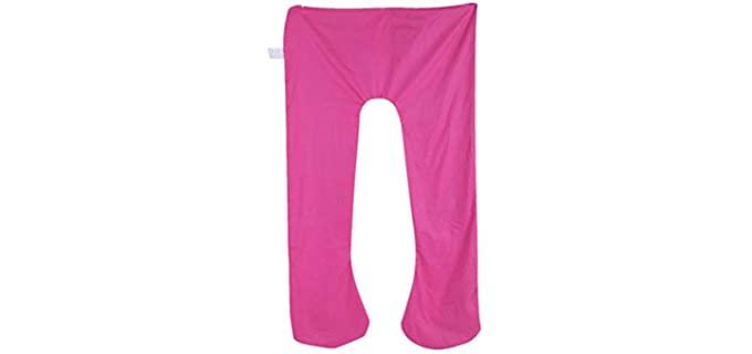 Yosoo U-shape - Pillowcase for Pregnancy Pillows