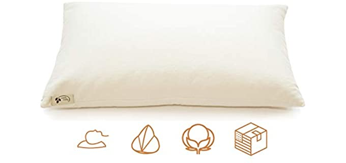 ComfyComfy Premium - Buckwheat Pillow