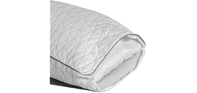 Coop Home Goods Cooling - Memory Foam Pillow Case