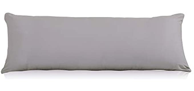 Evolive Ultra Soft - Pillowcase for Pregnancy Pillow