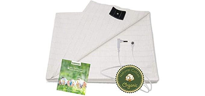 Cuaocos Organic Cotton - Earthing Sheet