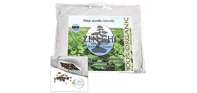 Zen Chi Organic - Buckwheat Pillow