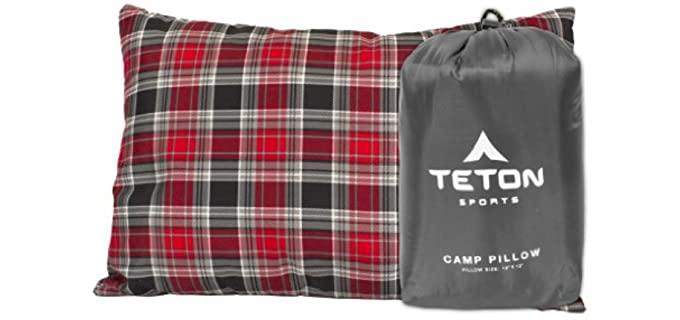 Teton Sports - Camping Pillow