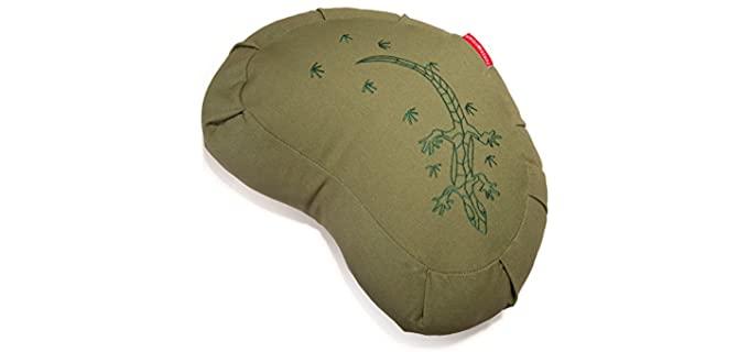 Peace Yoga Buckwheat - Bolster Meditation Pillow